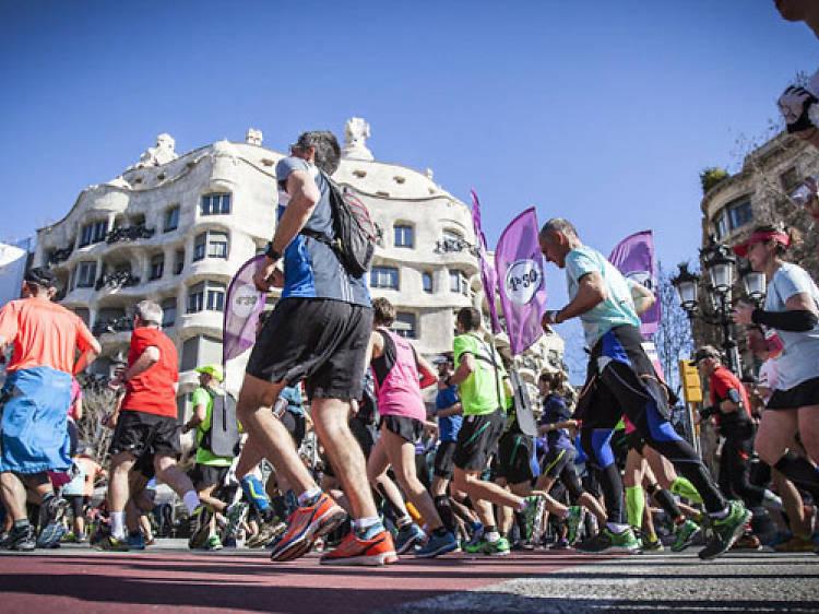 Unirse a la fiebre del running