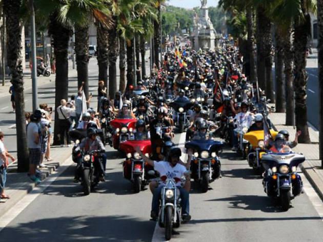 Barcelona Harley Days 2016