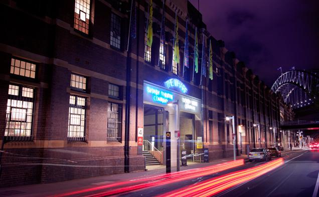 Sydney Theatre Company - Wharf Theatres