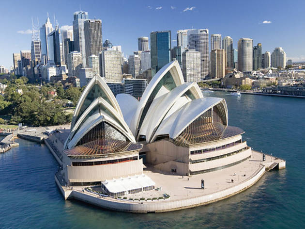 Events at the Sydney Opera House