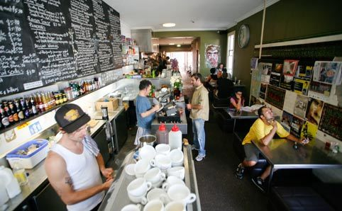 Cafe Giulia