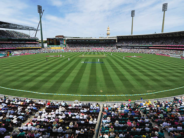 Sydney Cricket Ground - SCG