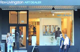 Rex Livingston Art Dealer
