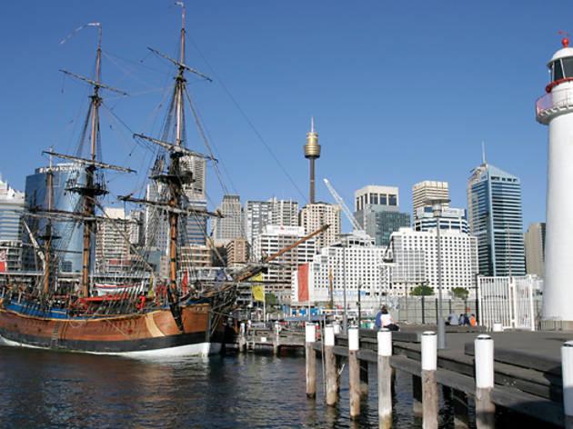 Explore the National Maritime Museum