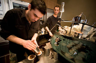 Mecca Espresso - CBD