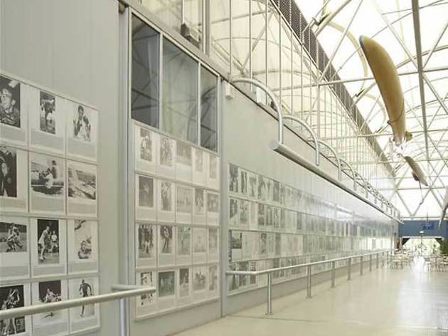 Sydney Olympic Park Sports Centre