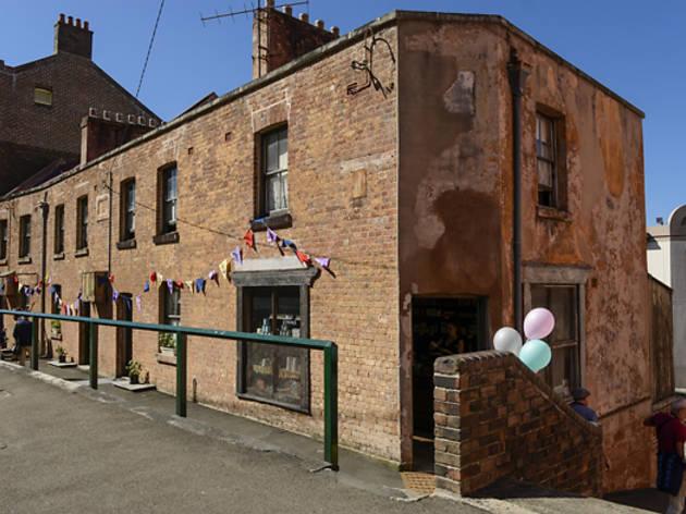 Tour the Susannah Place Museum