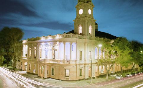 Paddington Town Hall