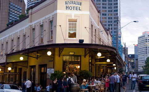 12.30pm – The Australian Heritage Hotel