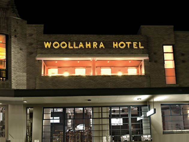 The Woollahra Hotel
