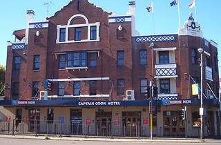 Captain Cook Hotel - Paddington