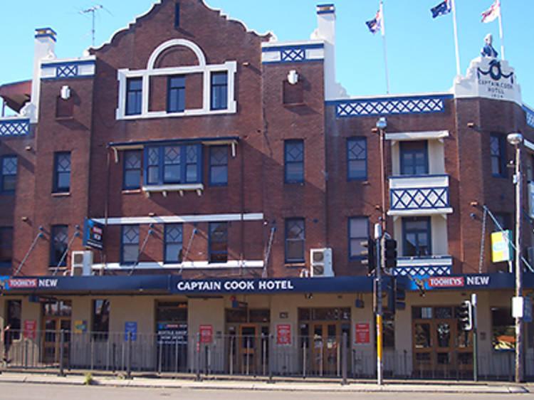 Captain Cook Hotel - Paddington