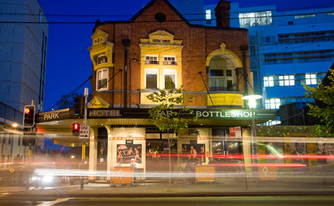 gay hostels Sydney
