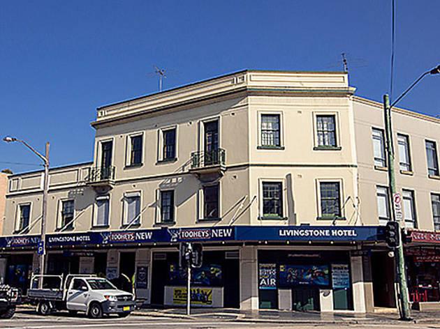 Livingstone Hotel