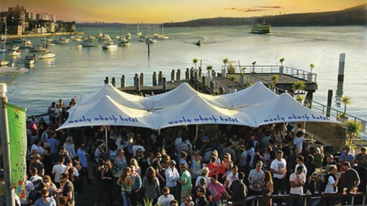 Manly Wharf Bar