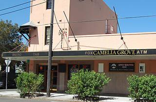 Camelia Grove Hotel