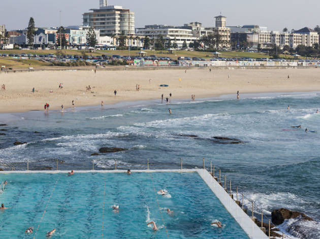 how to go to bondi beach