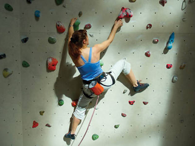 Sydney Indoor Climbing Gym