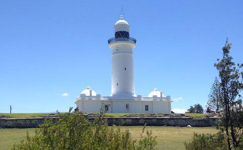 Take a tour of Macquarie Lightstation