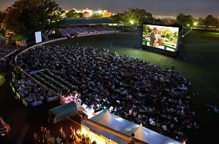 Sunset Cinema at North Sydney Oval