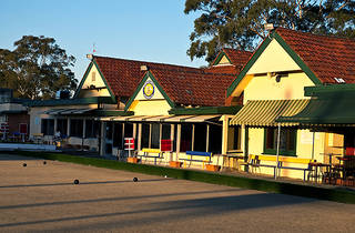 Marrickville Bowling Club