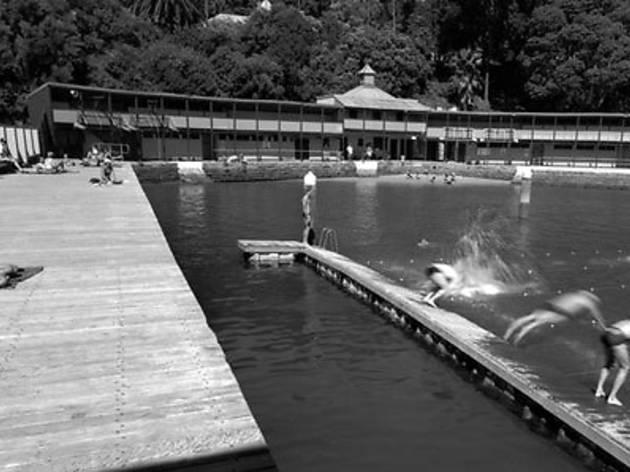 Dawn Fraser Baths