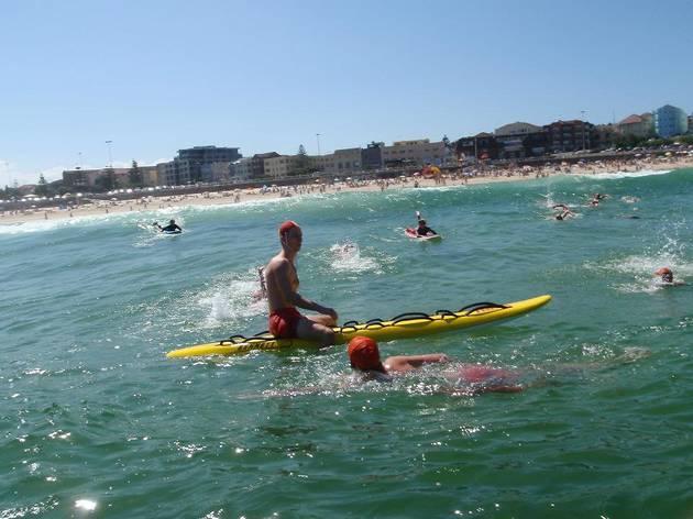 North Bondi Beach