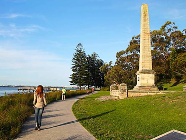 Captain Cook's Landing (Botany Bay National Park)