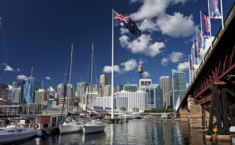 The best Darling Harbour hotels