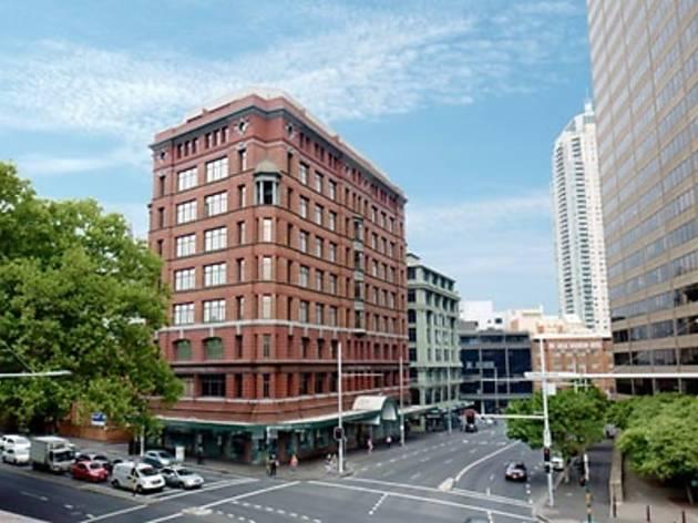 Sydney Central YHA