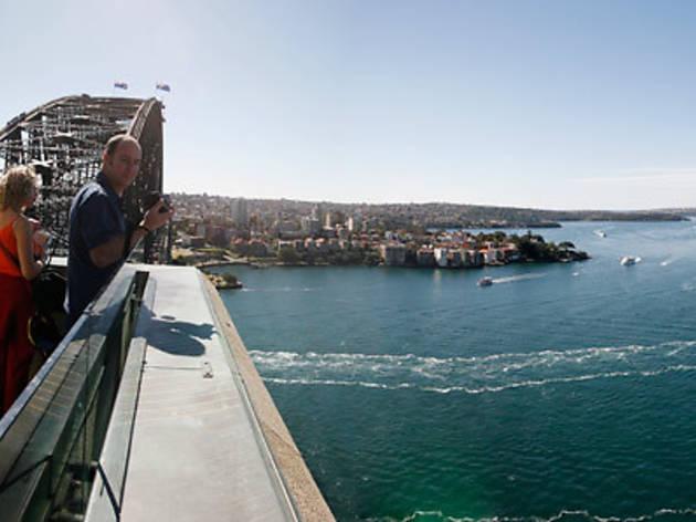 Sydney Harbour Bridge & Pylon Lookout