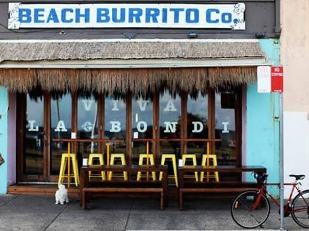 Beach Burrito Company - North Bondi