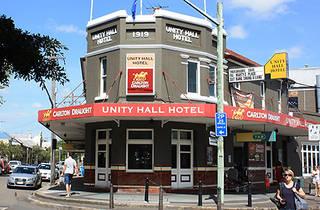 Unity Hall Hotel