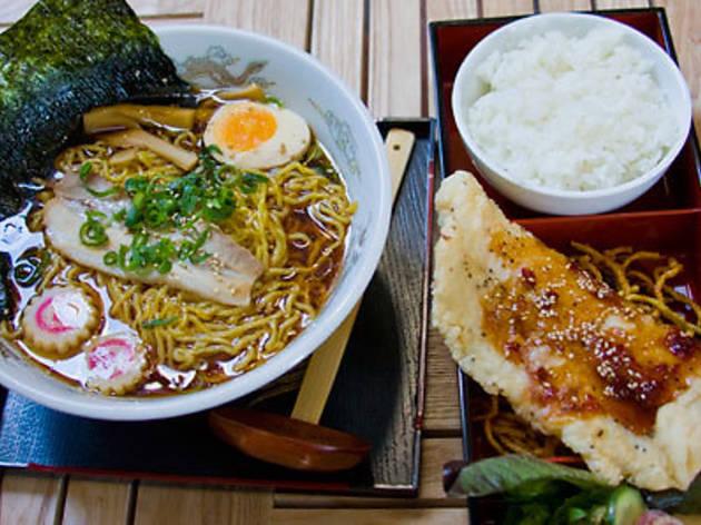 Menya Noodle Bar - Sydney