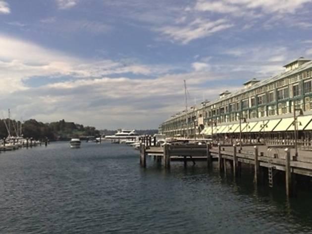 Woolloomooloo Wharf