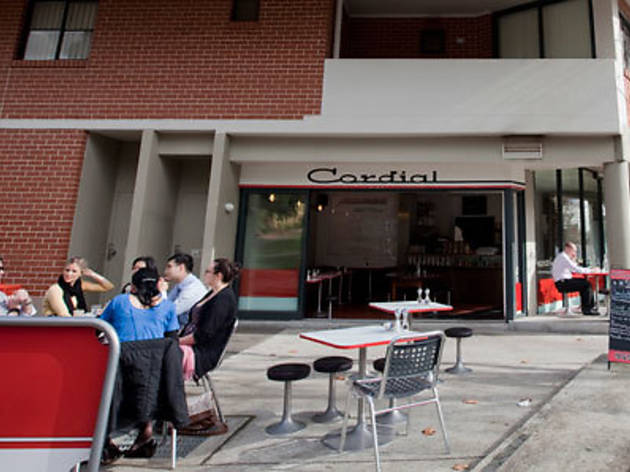 Cordial Cafe