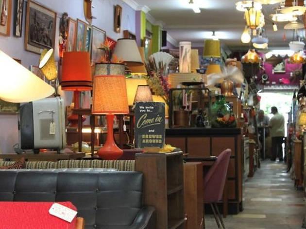 Newtown Old Wares