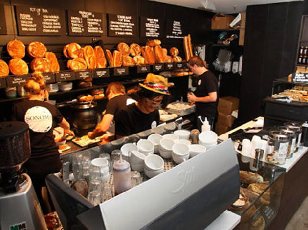 Sonoma Bakery Cafe Waterloo