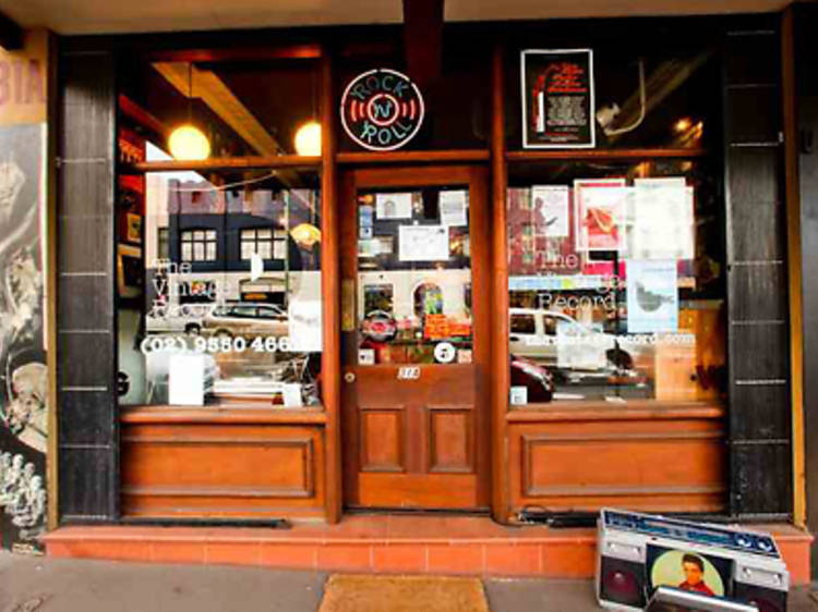 The Vintage Record, Annandale