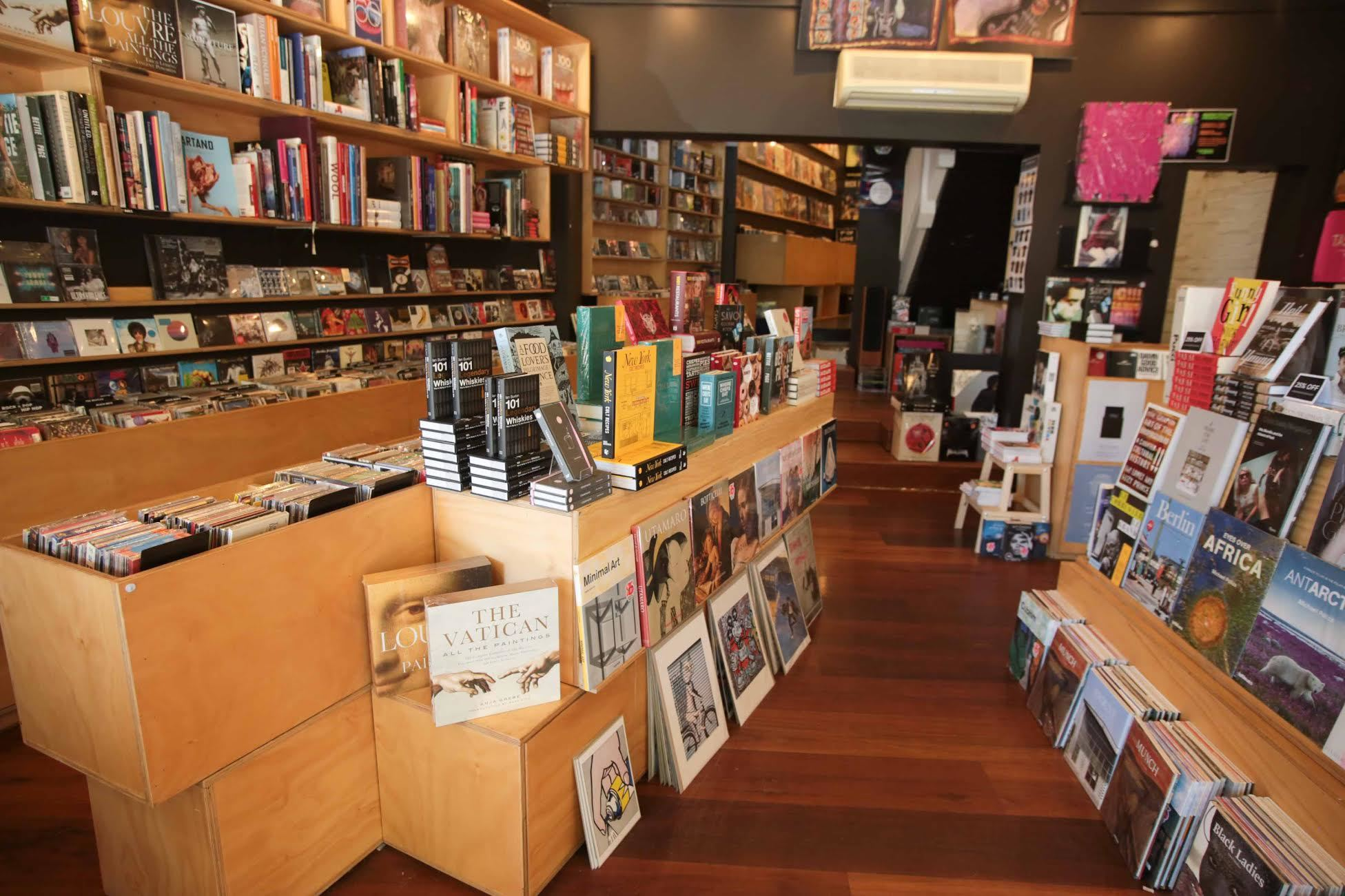 TITLE Music Film Books - Surry Hills