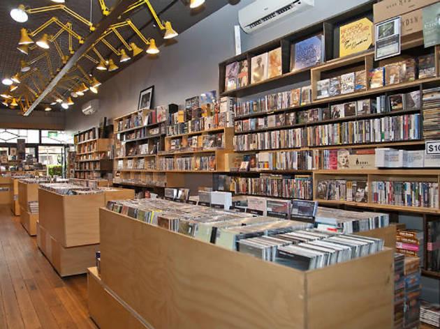 TITLE Music Film Books - Crows Nest