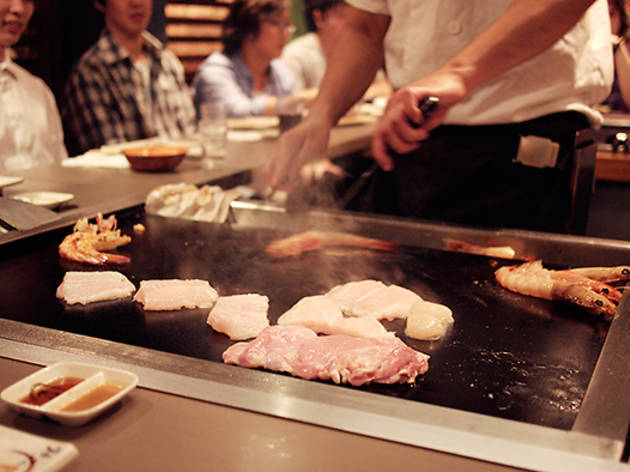 Shinju Teppanyaki