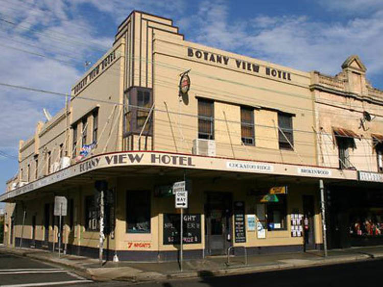 Legend Award: Botany View Hotel
