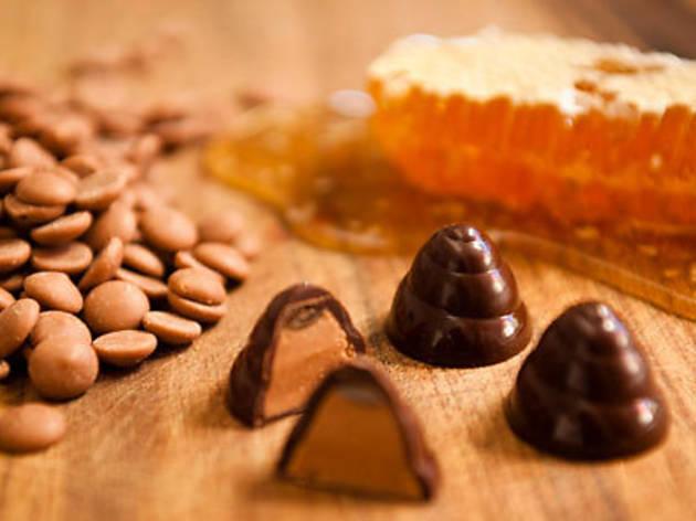 Josophan's Fine Chocolates: Leura