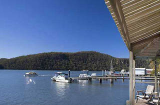 Dangar Island Cafe & Shop
