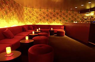 Velvet Lounge at The Beauchamp Hotel