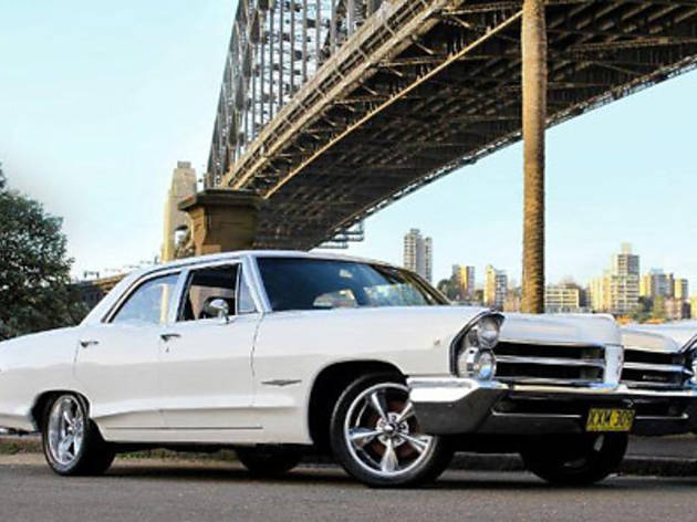 Sydney Classic Car Hire