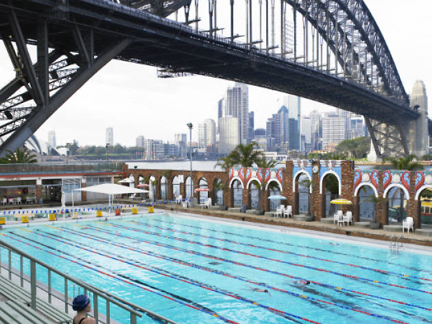 North Sydney Olympic Pool Sport And Fitness In Milsons Point Sydney