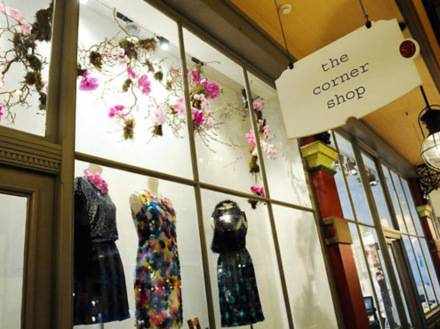 Corner Shop - The Strand