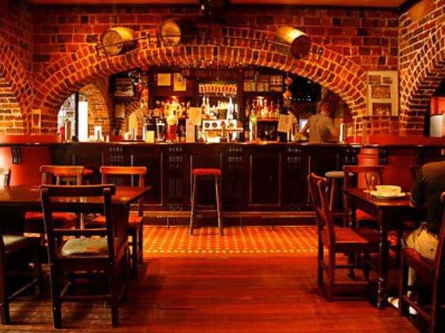 The Porterhouse Irish Pub